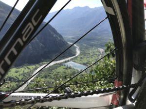Uitzicht Alpen