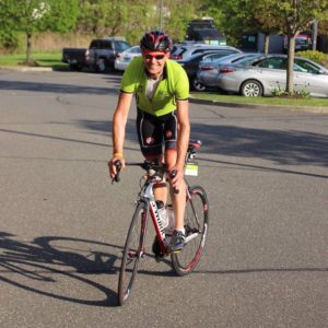 Mindfulness fietsen